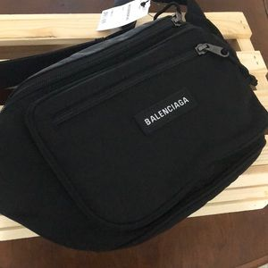 Balenciaga Explorer Belt Bag (fanny pack)